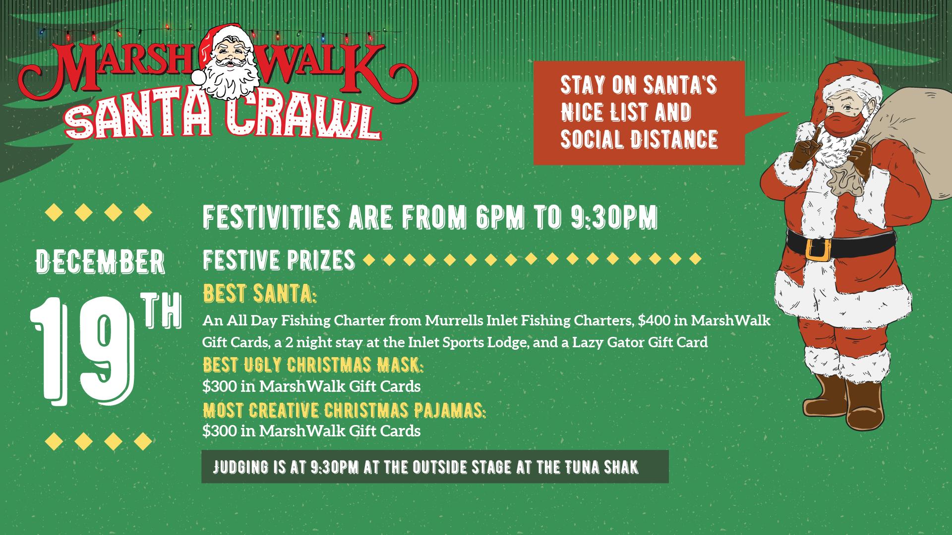 Santa Crawl '20 FB Event Size V2